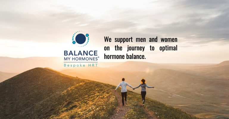 Balance My Hormones Website
